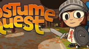Costume Quest Review:  BUY IT.