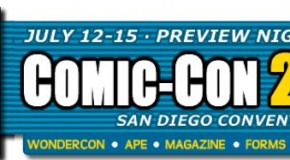 Comic-Con 2012 Day 1 schedule announced
