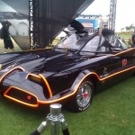 Batmobile from TV!