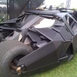 Batmobile tank!