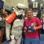 Stormtrooper and me!