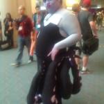 Ursula cosplay!