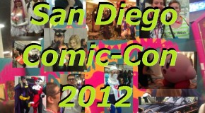 San Diego Comic-Con 2012 gallery.