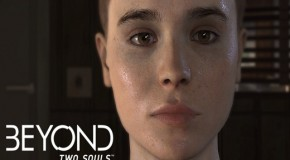 Page and Cage talk Beyond: Two Souls