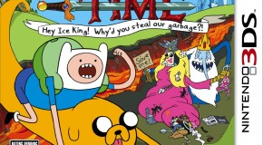 OH MY GLOB YES!  Adventure Time Nintendo game release date!