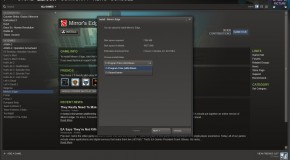 Steam blesses gamers with a drive selector