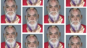EXCLUSIVE FOOTAGE Gary Raub, crazy old man in Seattle, arrested for 1976 murder in Maine