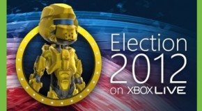 Watch the Presidential Debates, get Halo 4 Avatar gear.