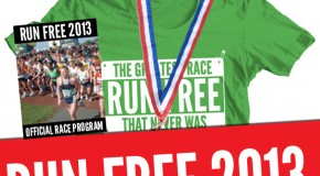 Run-Free is the marathon for the everyman