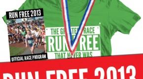 Run-Free is the marathon for the everyman