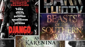 Brandon Bowlby's Top 10 Films of 2012