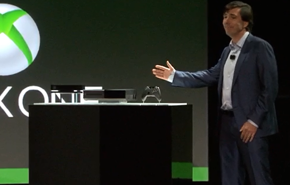 Don Mattrick and Xbox One