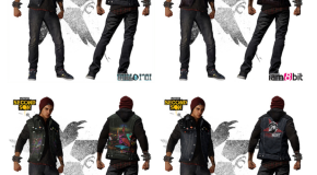 inFamous Second Son to get some sweet pre-order digital jackets!