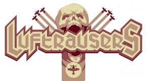 LUFTRAUSERS is good.  PSVita version is an improved version of the Flash original.
