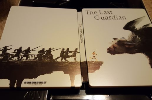 The Last Guardian Collector's Edition unboxing