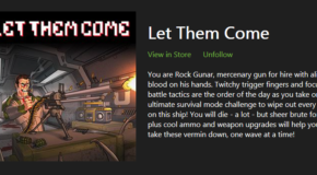 Let Them Come game review