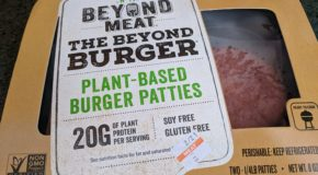 Beyond Meat: plant-based burger review.
